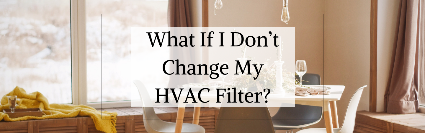 Ask the Experts: What If I Don't Change My HVAC Filter?